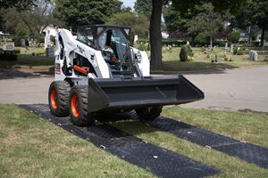The Right Ground Protection is Essential on Spring Job Sites