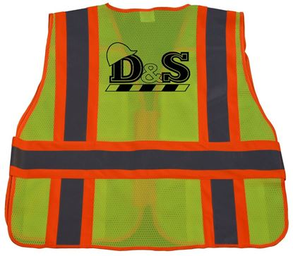 Picture of Vest Printing
