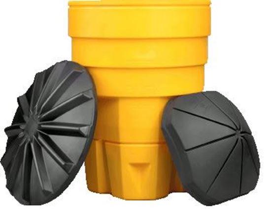 Picture of Impact Attenuator Sand Barrels