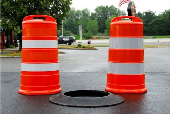 Picture of Rubber Ring For Traffic Barrels