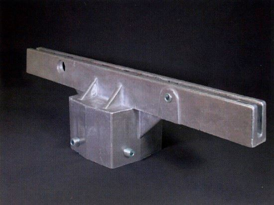 Picture of Universal post cap for extruded signs 120unx200