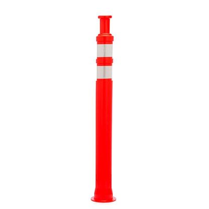 Picture of Knob-Top Delineator Post Reflective -Top Only