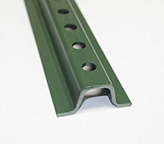 Picture of 6 Ft. Steel Channel Post Green