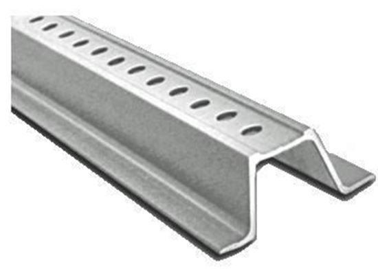 Picture of 10 Ft. Galvanized Channel Post Silver