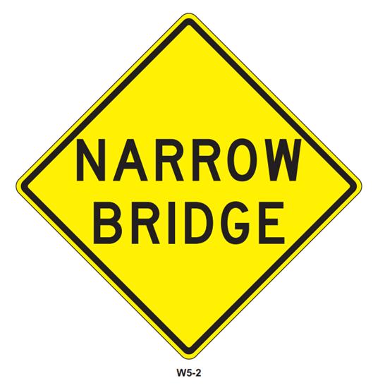 """Picture of 30""""x30"""" Narrow Bridge"""