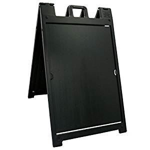 Picture of Signicade Deluxe Folding sign stand