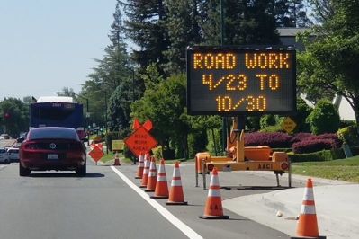 Be Prepared for Upcoming Infrastructure Projects with the Right Traffic Safety Products